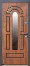 Входная дверь Vikont винорит/винорит
