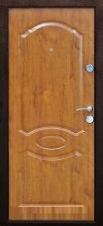 Входная дверь Экстра дуб золотой