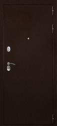 Входная дверь Гарант 100 беленый дуб