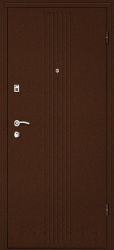 Входная дверь Синергия венге