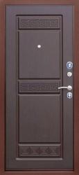 Входная дверь Троя 3К венге