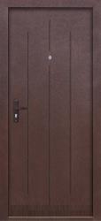 Техническая дверь Стройгост 5-1 антик внутрь